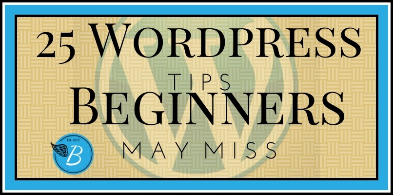 25 WordPress Tips